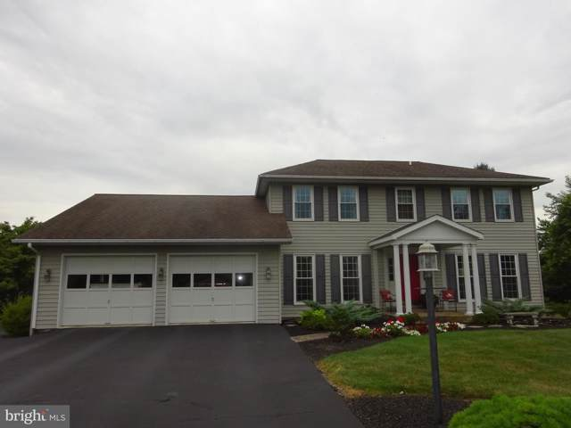 789 East Side Drive, GREENCASTLE, PA 17225 (#PAFL167778) :: The Heather Neidlinger Team With Berkshire Hathaway HomeServices Homesale Realty