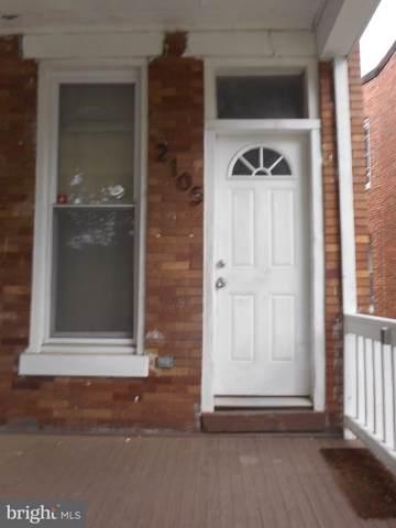2105 Mount Holly Street, BALTIMORE, MD 21216 (#MDBA480102) :: AJ Team Realty