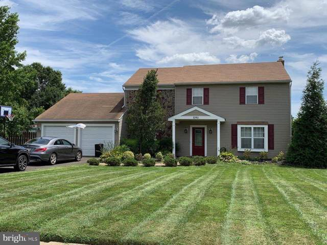 1595 Hartsville Circle, WARMINSTER, PA 18974 (#PABU477442) :: Shamrock Realty Group, Inc