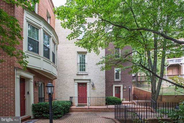 4629 Macarthur Boulevard NW 1/2 B, WASHINGTON, DC 20007 (#DCDC438436) :: Keller Williams Pat Hiban Real Estate Group