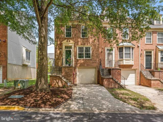3850 Angelton Court, BURTONSVILLE, MD 20866 (#MDMC674292) :: ExecuHome Realty
