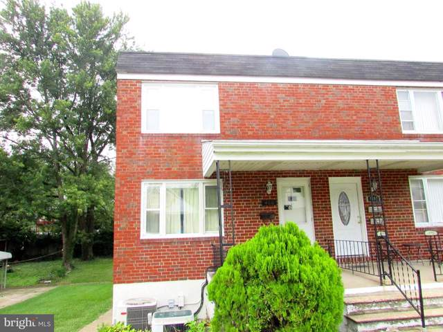 4611 Parkwood Avenue, BALTIMORE, MD 21206 (#MDBA480140) :: The Maryland Group of Long & Foster
