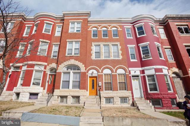 1834 W Baltimore Street, BALTIMORE, MD 21223 (#MDBA480158) :: ExecuHome Realty