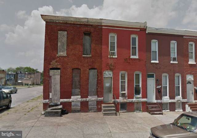 1700 N Milton Avenue, BALTIMORE, MD 21213 (#MDBA480162) :: Great Falls Great Homes
