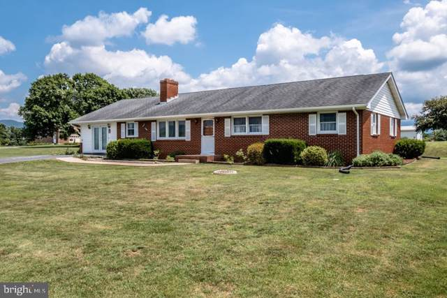 7816 Milnes Rd, ELKTON, VA 22827 (#VARO100910) :: Keller Williams Pat Hiban Real Estate Group