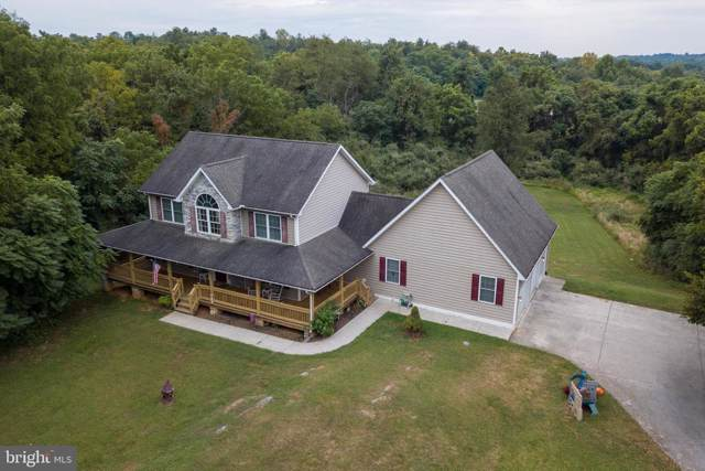 185 Palace Ct, INWOOD, WV 25428 (#WVBE170408) :: Pearson Smith Realty
