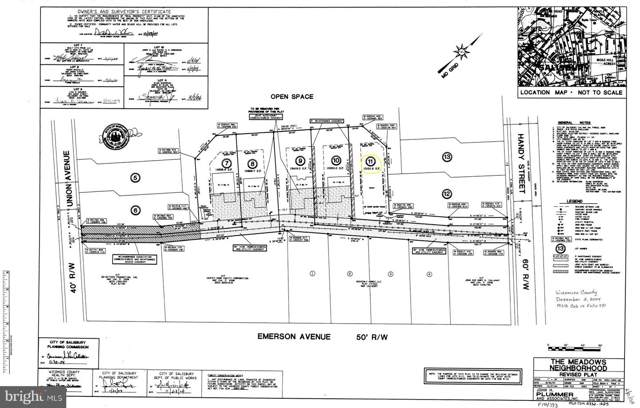 308 Handy Street, SALISBURY, MD 21801 (#MDWC104744) :: Keller Williams Pat Hiban Real Estate Group