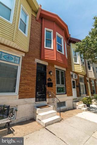 614 S Ellwood Avenue, BALTIMORE, MD 21224 (#MDBA480188) :: The Dailey Group