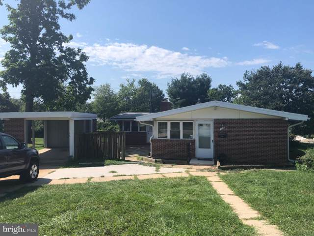 3209 Smith, PIKESVILLE, MD 21208 (#MDBC468800) :: The MD Home Team