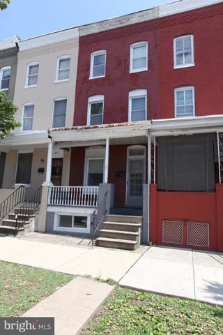 2815 Hampden Avenue, BALTIMORE, MD 21211 (#MDBA480202) :: The Gold Standard Group