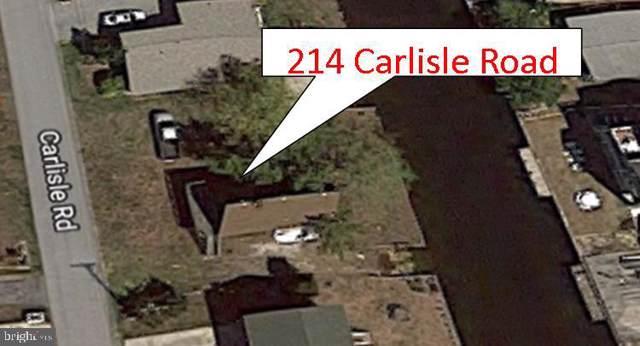 214 Carlisle Road, BETHANY BEACH, DE 19930 (#DESU146056) :: Compass Resort Real Estate