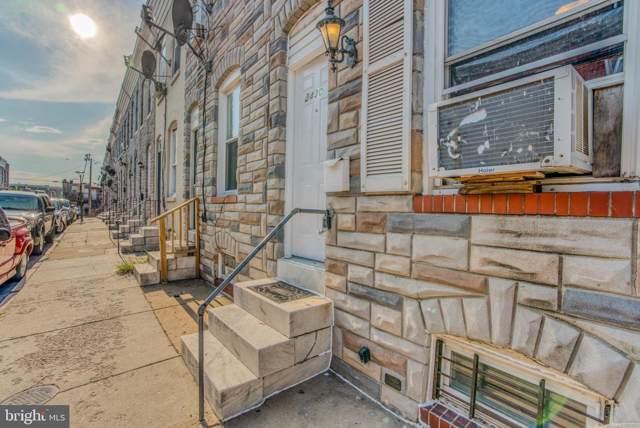 3430 Leverton Avenue, BALTIMORE, MD 21224 (#MDBA480212) :: John Smith Real Estate Group