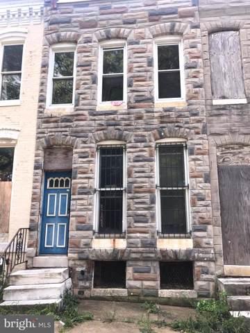 1819 Lauretta Avenue, BALTIMORE, MD 21223 (#MDBA480216) :: The Gold Standard Group