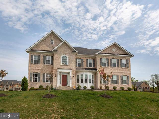 2709 Margary Timbers Court, BOWIE, MD 20721 (#MDPG539792) :: The Sebeck Team of RE/MAX Preferred