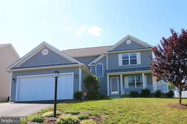 284 Webber Springs Drive, INWOOD, WV 25428 (#WVBE170414) :: Pearson Smith Realty