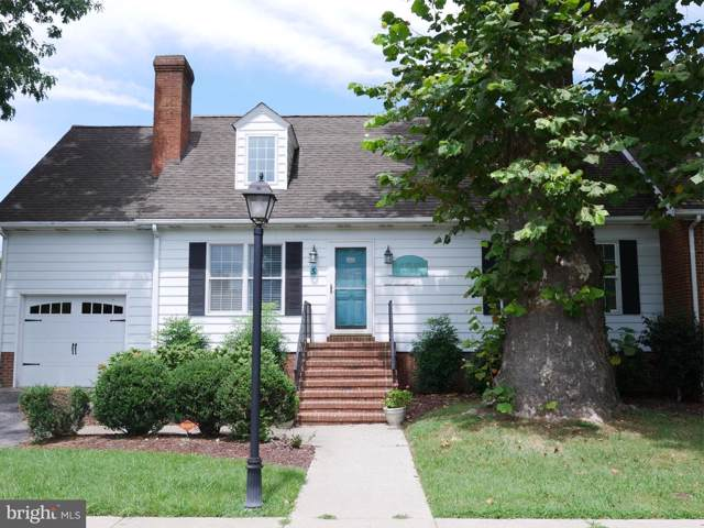 295-E Bay Street #5, EASTON, MD 21601 (#MDTA136102) :: The Sebeck Team of RE/MAX Preferred