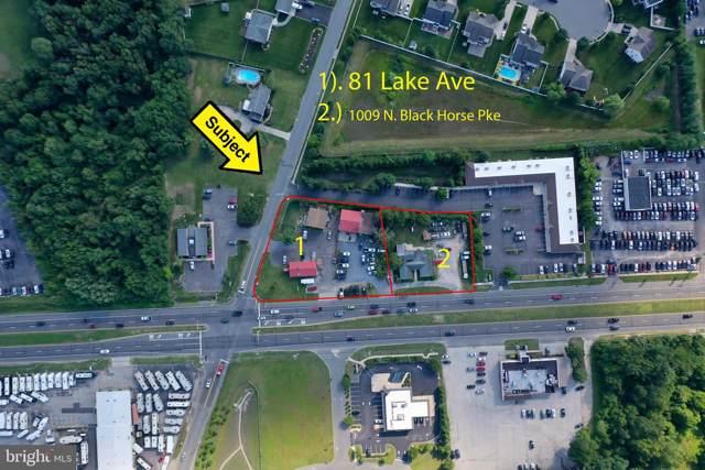 L:7-8 N Black Horse Pike, WILLIAMSTOWN, NJ 08094 (#NJGL246288) :: Tessier Real Estate