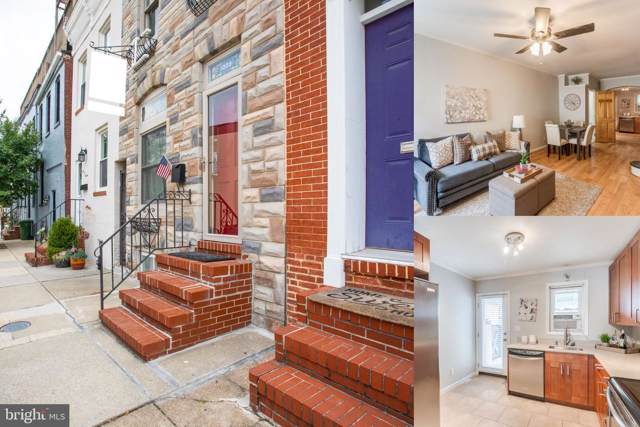 1009 Binney Street, BALTIMORE, MD 21224 (#MDBA480238) :: Blue Key Real Estate Sales Team