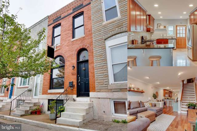 523 S East Avenue, BALTIMORE, MD 21224 (#MDBA480240) :: ExecuHome Realty