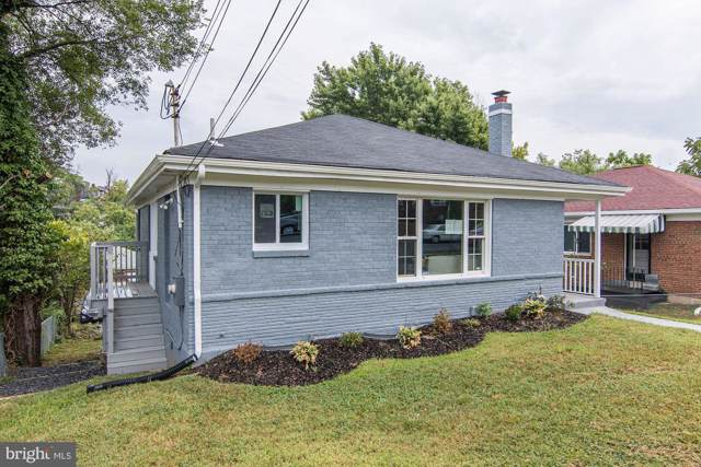 724 Adrian Street SE, WASHINGTON, DC 20019 (#DCDC438536) :: Viva the Life Properties