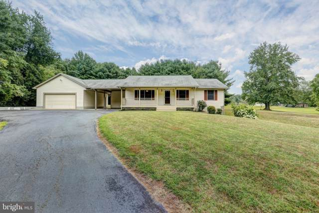 10378 Kentucky Springs Road, MINERAL, VA 23117 (#VALA119732) :: The Daniel Register Group