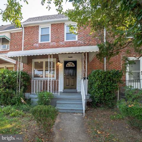 1209 Wicklow Road, BALTIMORE, MD 21229 (#MDBA480258) :: The Miller Team
