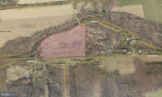 Lot Saw Mill Road, SUNBURY, PA 17801 (#PANU100942) :: ExecuHome Realty