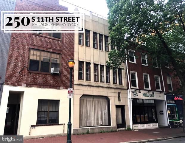 250 S 11TH Street, PHILADELPHIA, PA 19107 (#PAPH824832) :: Pearson Smith Realty