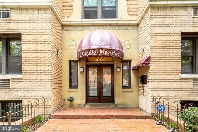 637 3RD Street NE #103, WASHINGTON, DC 20002 (#DCDC438574) :: John Smith Real Estate Group