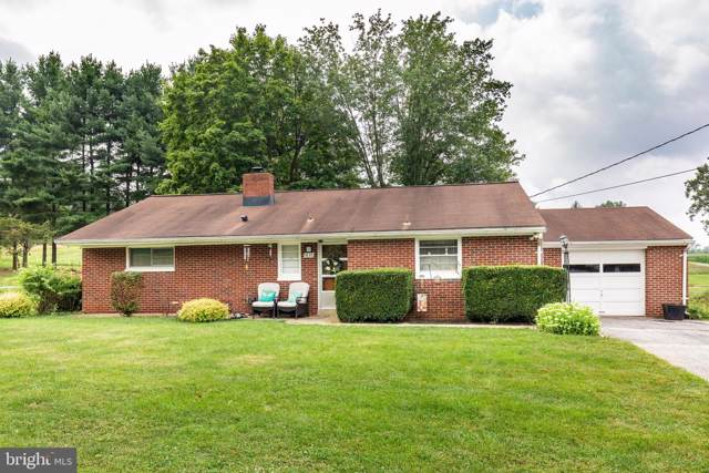 1633 Old Taneytown Road, WESTMINSTER, MD 21158 (#MDCR191076) :: The Maryland Group of Long & Foster