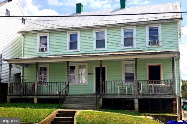 11943 Main Street, LIBERTYTOWN, MD 21762 (#MDFR251854) :: Keller Williams Pat Hiban Real Estate Group