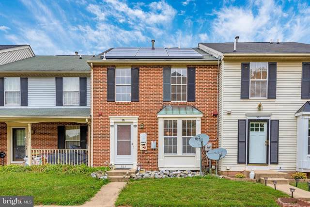 503 Goldspire Circle, FREDERICK, MD 21703 (#MDFR251858) :: AJ Team Realty
