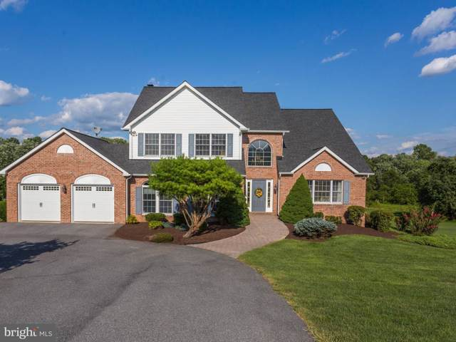 5724 Steeple Chase Road, SYKESVILLE, MD 21784 (#MDCR191078) :: The Miller Team