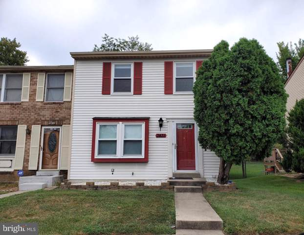 3431 Castle Way 103-29, SILVER SPRING, MD 20904 (#MDMC674502) :: The Maryland Group of Long & Foster