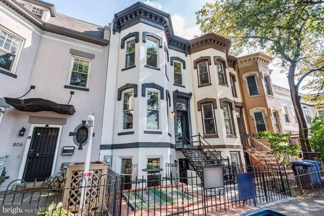 810 Rhode Island Avenue NW, WASHINGTON, DC 20001 (#DCDC438620) :: CENTURY 21 Core Partners