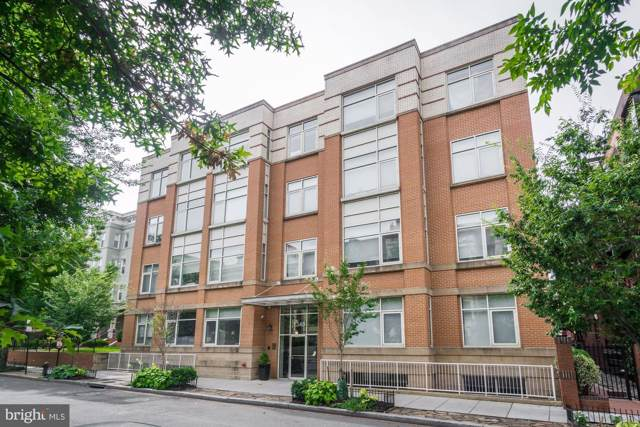 1348 Euclid Street NW #204, WASHINGTON, DC 20009 (#DCDC438622) :: Lucido Agency of Keller Williams