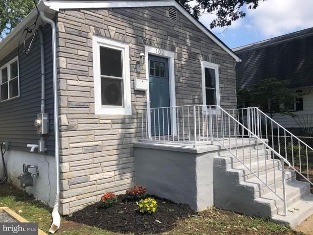102 E Maiden Lane, SOMERDALE, NJ 08083 (#NJCD374100) :: Bob Lucido Team of Keller Williams Integrity