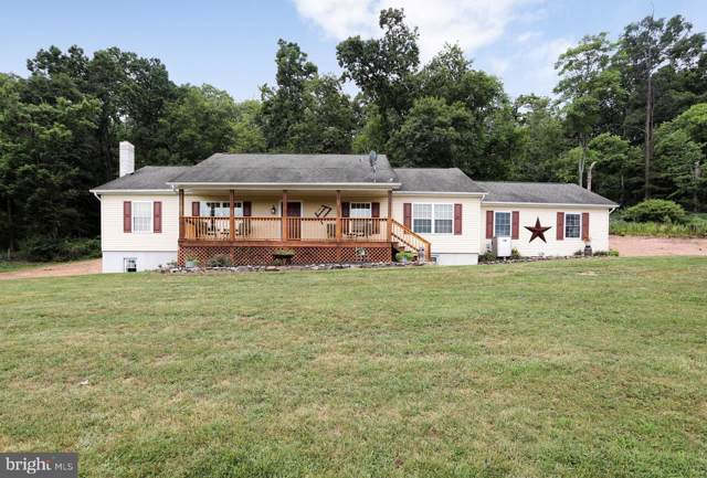 232 Rye Drive, HEDGESVILLE, WV 25427 (#WVBE170446) :: Circadian Realty Group