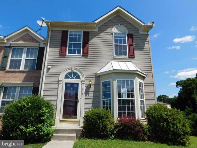 414 Greentree Circle, ABINGDON, MD 21009 (#MDHR237506) :: Advance Realty Bel Air, Inc