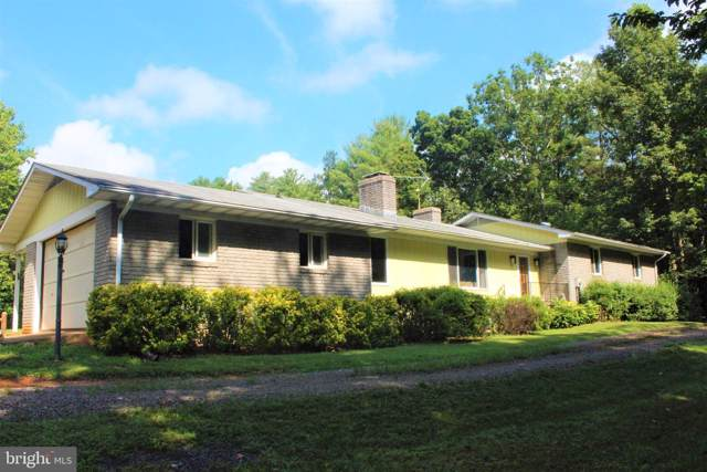 163 Arrington Mountain Road, HAYWOOD, VA 22722 (#VAMA107876) :: RE/MAX Cornerstone Realty