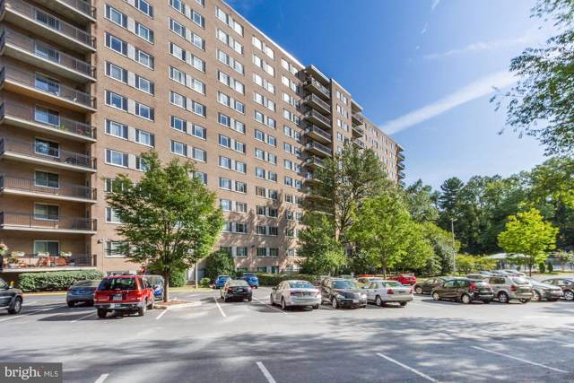 1900 Lyttonsville Road #405, SILVER SPRING, MD 20910 (#MDMC674552) :: The Bob & Ronna Group