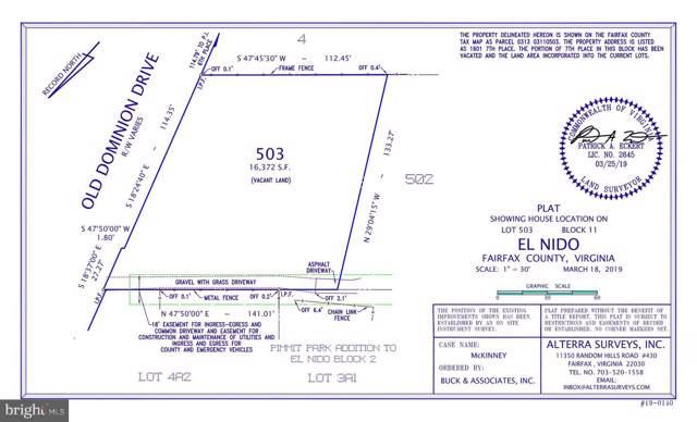 1601 7TH Place, MCLEAN, VA 22101 (#VAFX1083872) :: AJ Team Realty