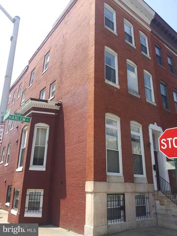 1101 Harlem Avenue, BALTIMORE, MD 21217 (#MDBA480360) :: Keller Williams Pat Hiban Real Estate Group