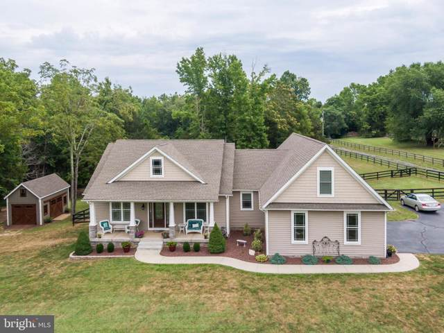 541 Mount Olive Road, FREDERICKSBURG, VA 22406 (#VAST214212) :: AJ Team Realty