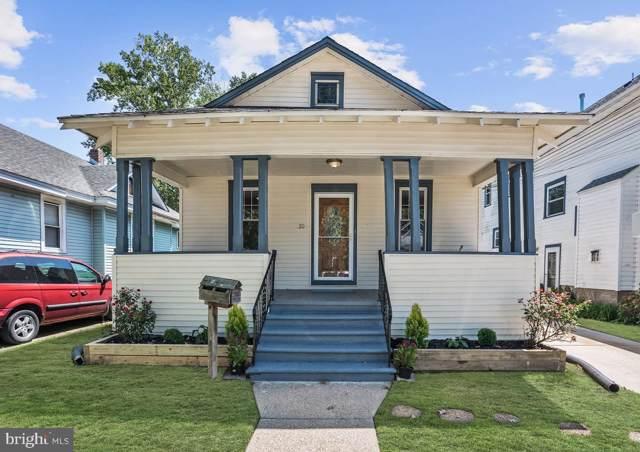 20 E Walnut Avenue, HADDON TOWNSHIP, NJ 08108 (#NJCD374126) :: The Matt Lenza Real Estate Team
