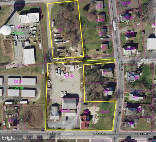 105-107 Lincoln Avenue, DELMAR, DE 19940 (#DESU146144) :: LoCoMusings
