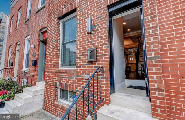 5 S Robinson Street, BALTIMORE, MD 21224 (#MDBA480370) :: SURE Sales Group