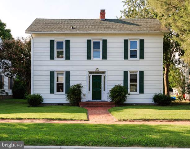 204 W Federal Street, SNOW HILL, MD 21863 (#MDWO108410) :: Circadian Realty Group