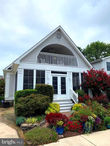 345 Hickman Street, REHOBOTH BEACH, DE 19971 (#DESU146150) :: Bob Lucido Team of Keller Williams Integrity