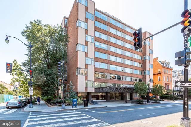 1545 18TH Street NW #807, WASHINGTON, DC 20036 (#DCDC438676) :: Viva the Life Properties
